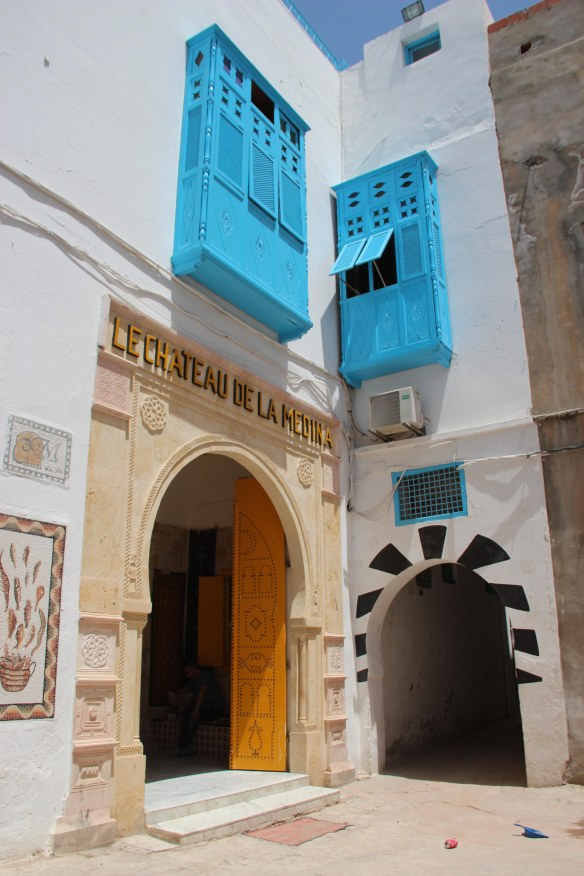 Cruise Tunis Medina Doors