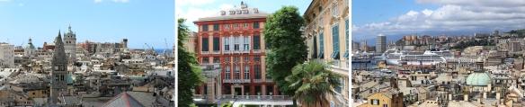 Genova view