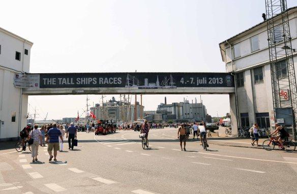Port of Aarhus Tall Ships Races 2013