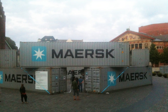 2013 Mærsk Containere
