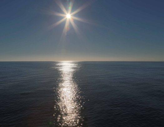 At sea sol
