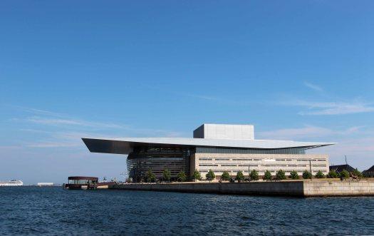 Baltic Cruise Kbh Operahus side
