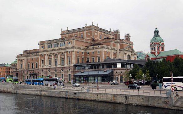 Stockholm Opera House
