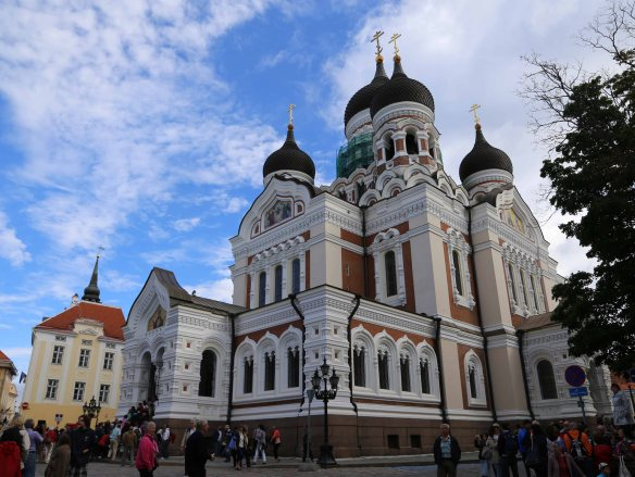Alexander-Newski-Kathedrale Tallinn Estonia