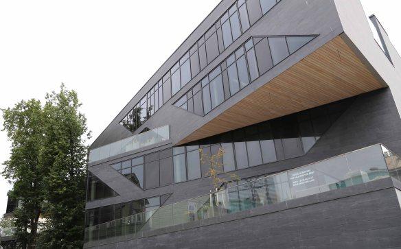 Modern architecture Tallinn Estonia