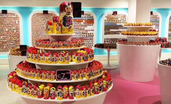 Mathryoshka Dolls Russian Dolls