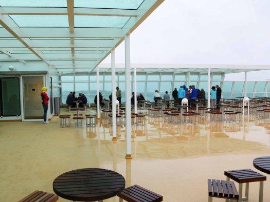 Norge MS SF dæk og regn