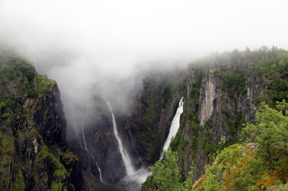 Norge Norway Vøringsfossen photo: Marina Aagaard