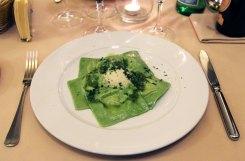 Riga Monterosso spinach ravioli photo Marina Aagaard