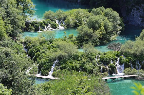 Plitvice Lakes Croatia photo Marina Aagaard