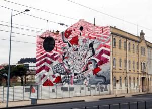 Lisboa wall art