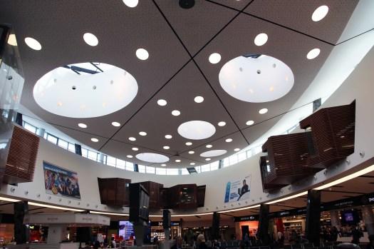 Lissabon Airport Interior