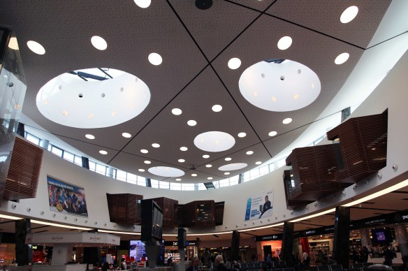 Lissabon Airport Interior