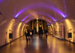 Lissabon Metro Lys