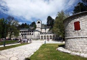 Montenegro Cetinje Monestary photo Henrik Elstrup