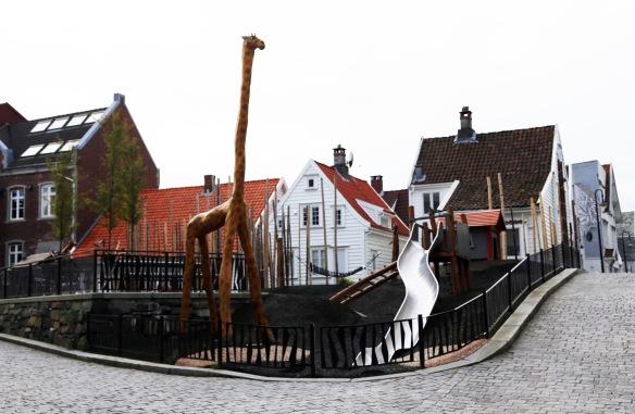 Stavanger giraffe