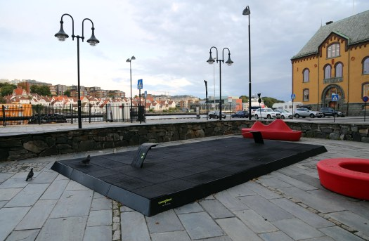 Stavanger Norway Rampline photo Henrik Elstrup