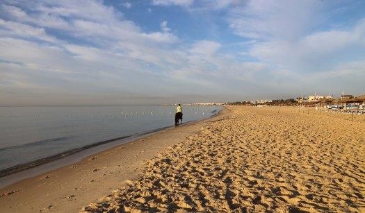 Tunesien Ridning på stranden Marina Aagaard fitness blog