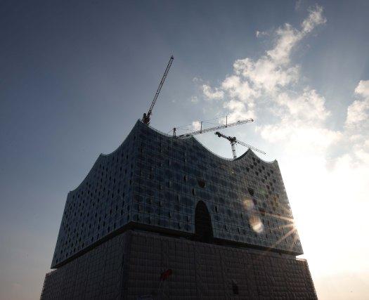 Hamburg Byggeri Havn nyt operahus
