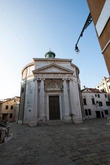 Venedig kirke morgen foto Marina Aagaard