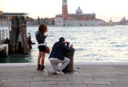 Venedig par foto