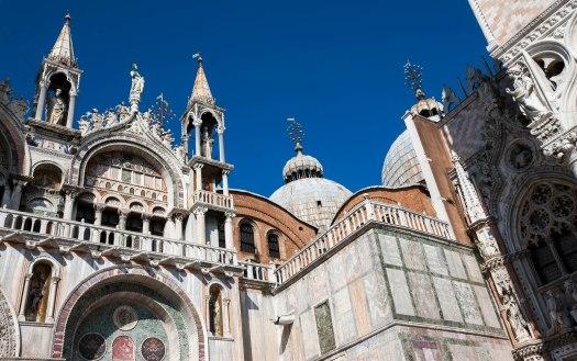 Venedig San Marco detaljer foto Marina Aagaard