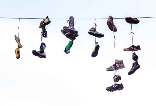 Flensburg_Shoes_on_a_string_Marina_Aagaard