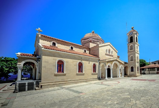 Cyprus_Pachyammos_The Church of Saint Raphael_photo_Henrik_Elstrup