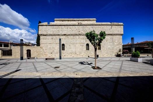 Limassol_medieval_castle_Henrik_Elstrup