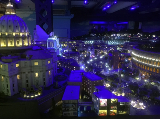 Rome_by_Night_Miniatur_Wunderland_Hamburg_Germany_Marina_Aagaard_blog